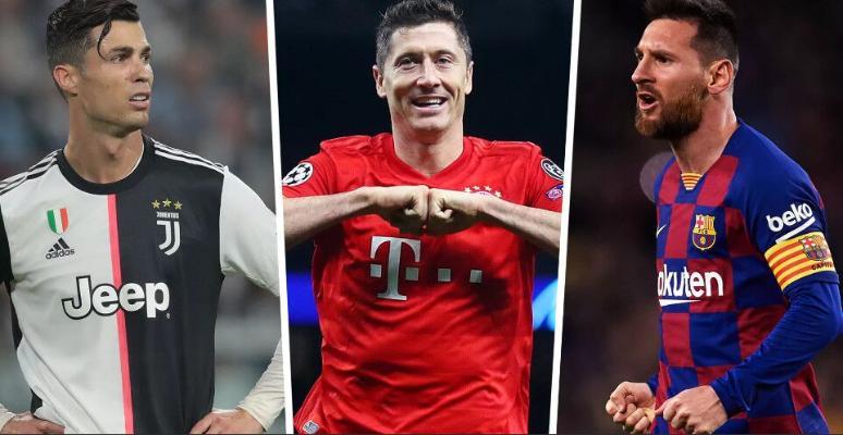 Названы претенденты на награду лучшему игроку года по версии ФИФА