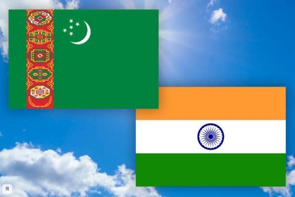 Türkmenistan we Hindistan özara haryt dolanyşygynyň mümkinçiliklerini maslahatlaşdylar