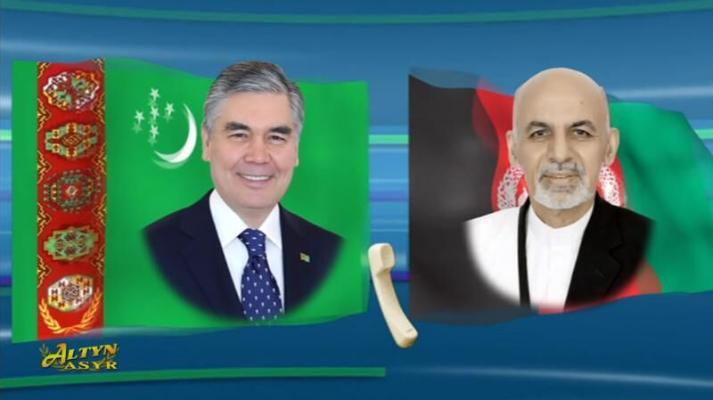 Türkmenistan we Owganystan ikitaraplaýyn gatnaşyklaryň berkidilmegine ynam bildirdiler