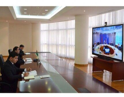 Состоялись политические консультации между замминистрами иностранных дел Туркменистана и Беларуси