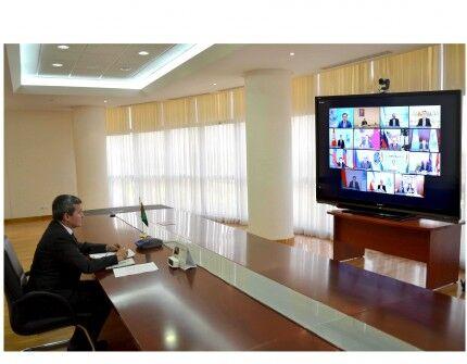Глава МИД Туркменистана внес ряд предложений на заседании Совета глав правительств ШОС