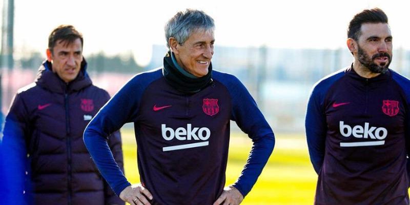 Экс-наставник «Барселоны» Сетьен подал на клуб судебный иск