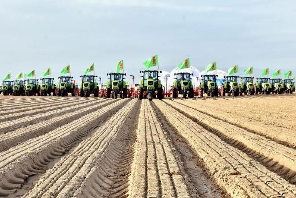 Сельхозпроизводителям Туркменистана выделят из спецфонда земельные участки сроком на 99 лет