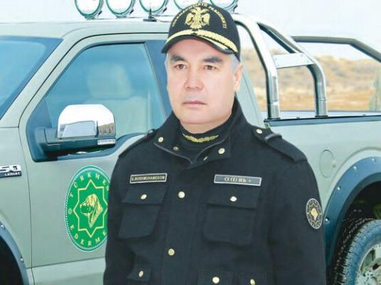 Türkmenistanyň Döwlet howpsuzlyk geňeşiniň göçme mejlisi geçirildi