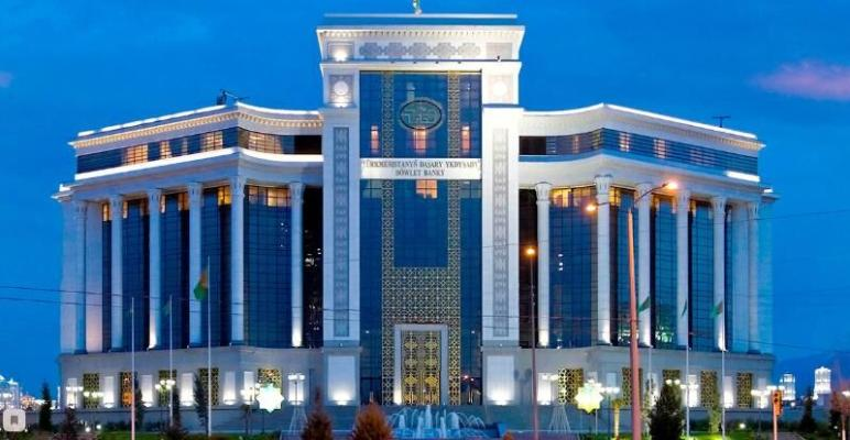 Türkmenistanyň Döwlet daşary ykdysady iş banky «The Banker» neşiriniň «Ýylyň banky» baýragyny aldy