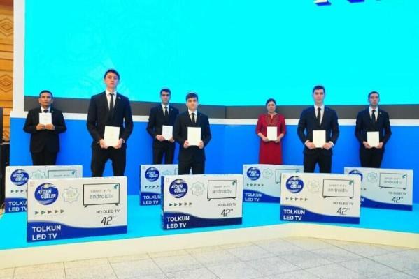 Туркменский восьмиклассник-программист стал одним из победителей конкурса «Цифровое решение – 2020»