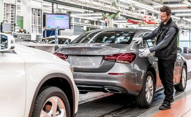 КНР выпускает почти 50 автомобилей в минуту
