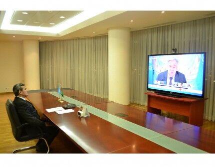 Туркменистан продолжит оказывать гуманитарное содействие странам мира