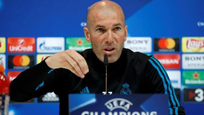 Diario Gol: Зидан намеревается уйти с поста главного тренера «Реала»