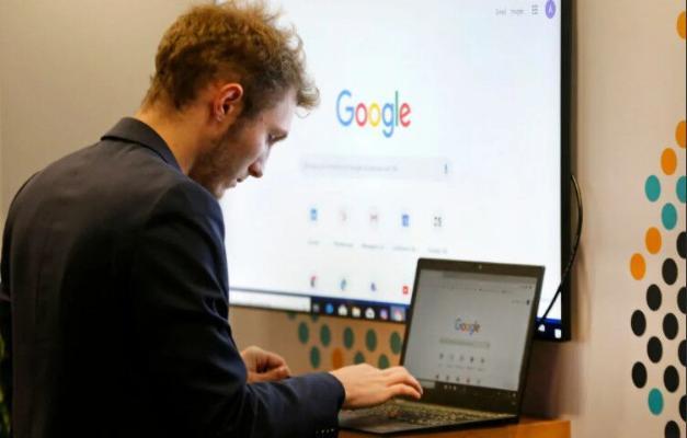 """Ulanyjylar """"Google""""-yň işleýşinde näsazlygyň ýüze çykandygyny habar berdiler"""