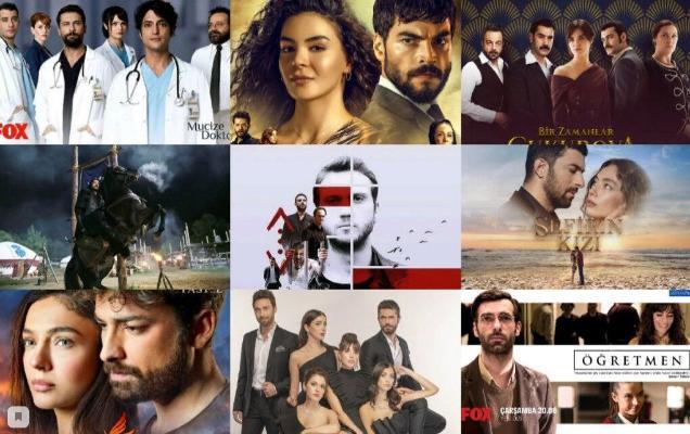 Google-da iň meşhur türk seriallarynyň sanawy düzüldi