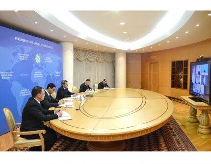 Туркменистан и США проводят политические консультации