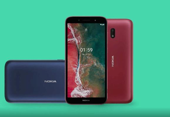 Nokia özüniň iň arzan smartfonyny - C1 Plus-y tanyşdyrdy
