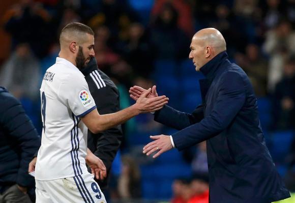 "Zidan: ""Benzema taryhda iň gowy fransuz hüjümçisi"""