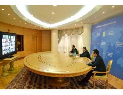 Туркменистан обсуждает реализацию Рамочной программы партнерства с ООН на 2021-2025 годы