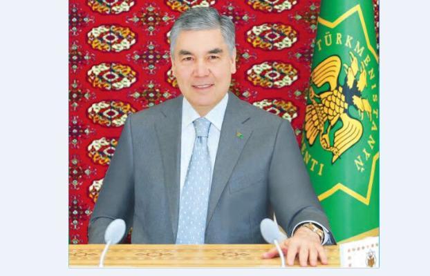 Бердымухамедов провёл совещание с главами общественно-политических организаций страны