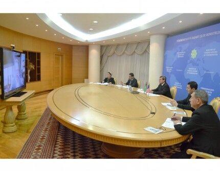 Состоялся второй раунд туркмено-американских политических консультации
