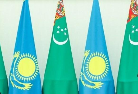 Туркменистан и Казахстан могут создать спецзону приграничной торговли