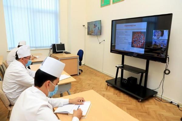 Полпред РФ высоко оценил уровень партнерства России с Туркменистаном в борьбе с пандемией
