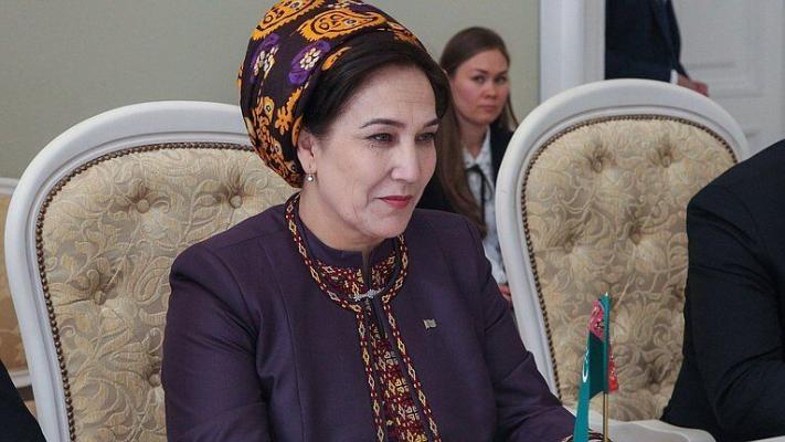 Состоялась конференция по Диалогу высокопоставленных женщин ЦА