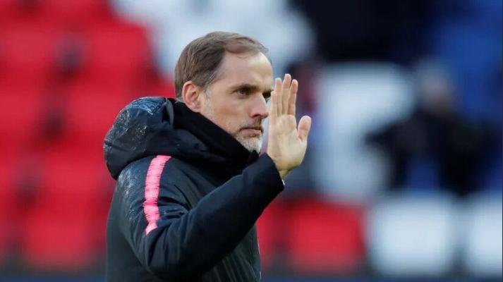 Главный тренер «Пари Сен-Жермен» Тухель отправлен в отставку