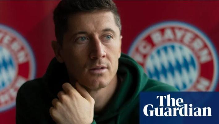 """The Guardian"" Lewandowskini 2020-nji ýylyň iň gowy futbolçysy diýip yglan etdi"