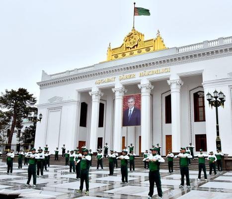 В Туркменистане разработана Программа поддержки и развития физкультуры и спорта на ближайшие пять лет