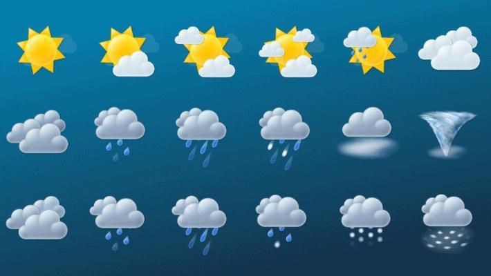 Прогноз погоды в Туркменистане в последние дни года и первые дни 2021 года