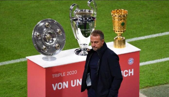Личностью года по версии издания Kicker стал тренер «Баварии» Флик