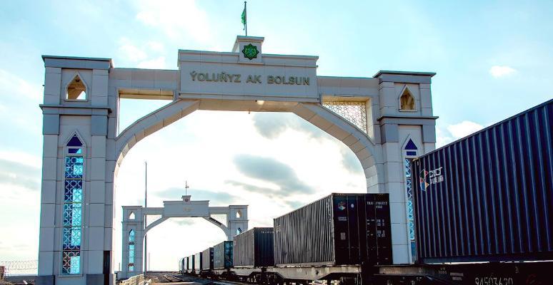 Eýranyň Türkmenistana Sarahs arkaly demir ýol gatnawy 35% ýokarlandy