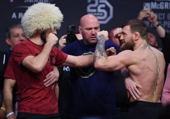 Глава UFC хочет организовать реванш Нурмагомедова и Макгрегора