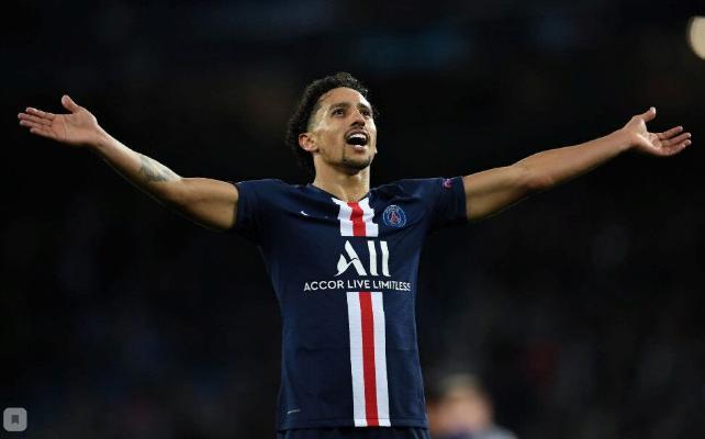 Маркиньос признан лучшим игроком 2020-го во Франции по версии GFFN