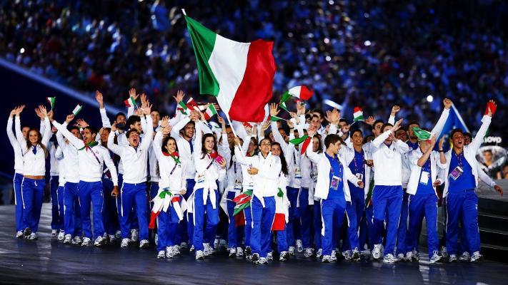 Итальянских спортсменов могут лишить флага и гимна на Олимпиаде в Токио