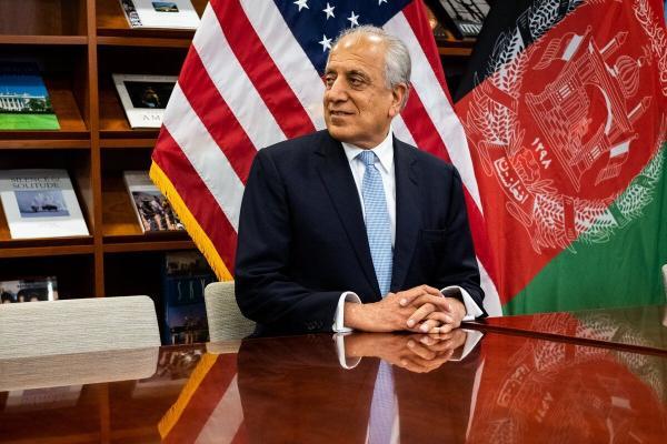 Спецпред США по Афганистану нанесет визит в Туркменистан