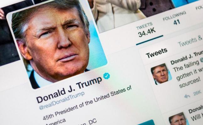 Twitter-аккаунт Дональда Трампа заблокирован навсегда