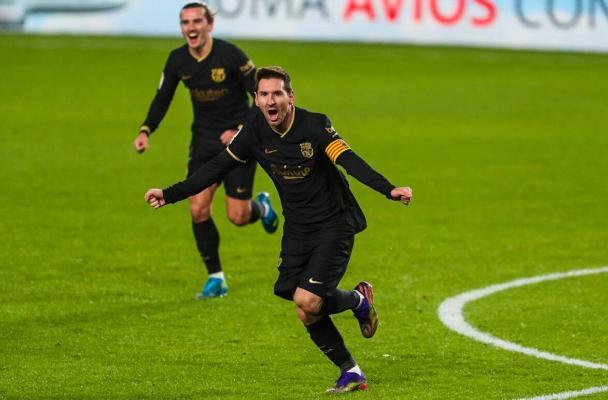 Месси установил еще одно историческое достижение в чемпионате Испании