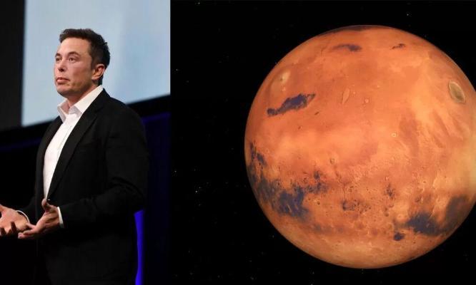 Илон Маск заявил о готовности распродать все имущество ради колонизации Марса