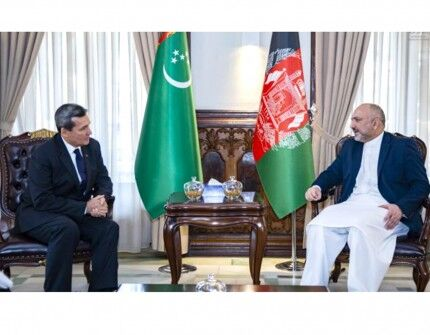 Главы МИД Туркменистана и Афганистана подписали пакет документов по развитию сотрудничества