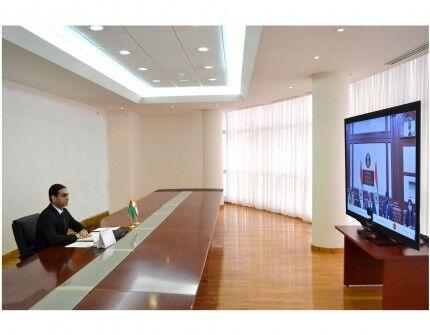 Türkmenistan we Hindistan syýasy geňeşmeleri geçirdi