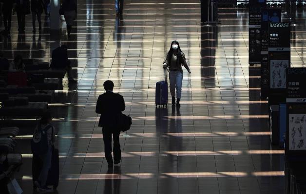 Япония запретила въезд всем иностранцам