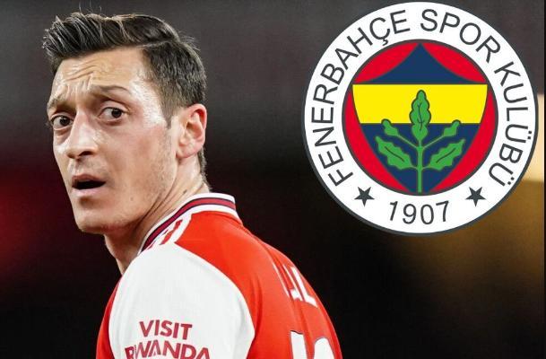 """Özil """"Fenerbahçe"""" bilen üç ýyllyk şertnama baglaşdy"""