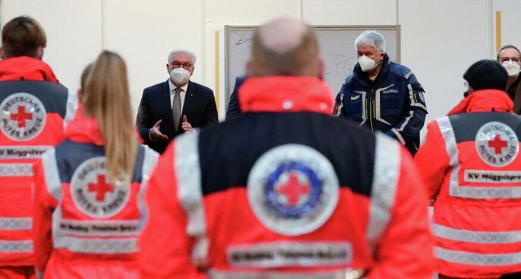 В Германии откроют «коронавирусную тюрьму» для нарушителей карантина