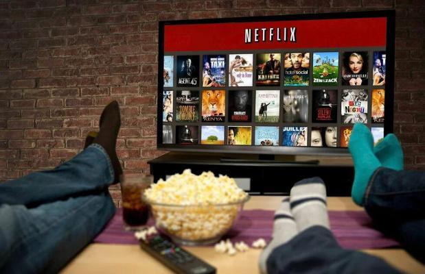 Netflix анонсировала свои кинопремьеры в одном ролике