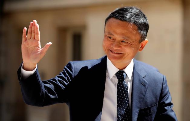 Джек Ма впервые после исчезновения появился на публике