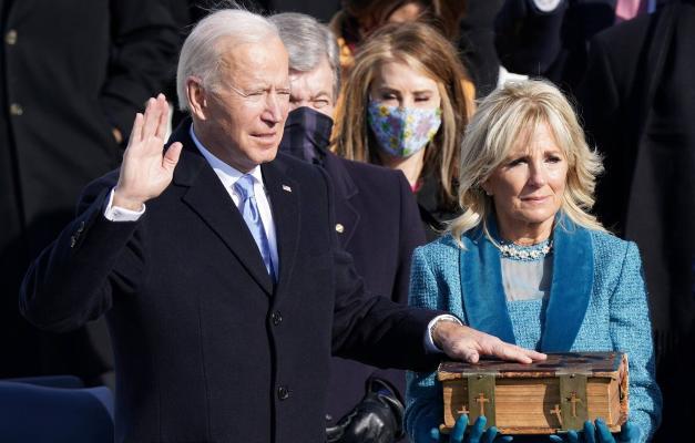 Состоялась инаугурация 46-го президента США Джозефа Байдена