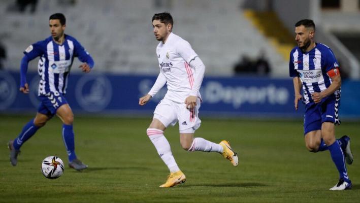 «Real» Ispaniýanyň Kubogynda üçünji liganyň klubundan ýeňildi