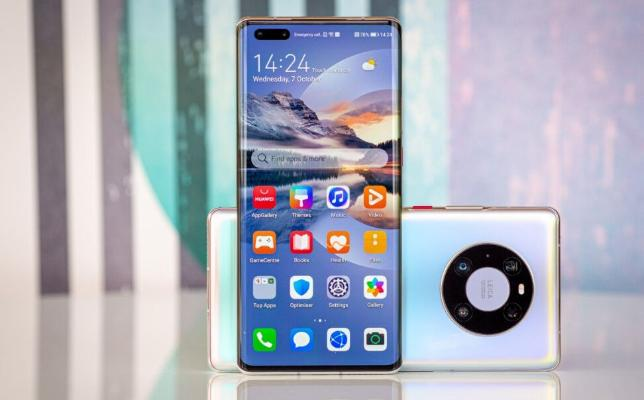 Huawei Mate 40 Pro + 2020-nji ýylyň iň gowy smartfony boldy