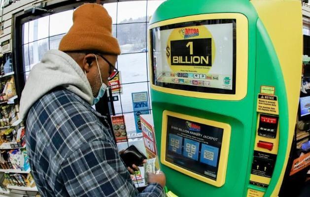 Участник лотереи в США сорвал джекпот в размере $1 млрд
