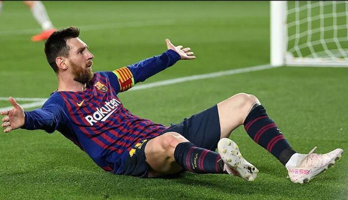 Месси установил клубный рекорд по участиям в матчах Кубка Испании