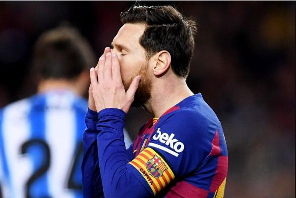СМИ: Месси возмущен обнародованием своего контракта с «Барселоной»